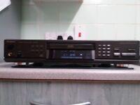 Technics compact disc deck