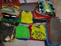 Bundle of boy clothes size 3-4