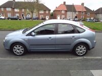 2006 Ford Focus LX 1.6 petrol, new 1 year MOT, very good condition, good runner, cheap insurance,,,
