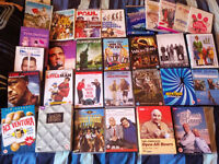 woodvale shankill dvds good order a few box sets