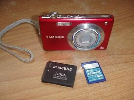 SAMSUNG ST60 DIGITAL CAMERA SPARES/ REPAIRS
