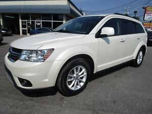 2013 Dodge Journey SXT,4CYL.2.4L.7 PASSAGER,74000KM,A-1,A VOIR