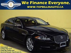 2012 Jaguar XJ XJL Portfolio, 1 Owner, Clean Carproof