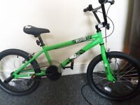 BMX bike for age 8 or over