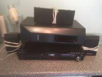 Panasonic HDMI DVD Player with Surround Sound