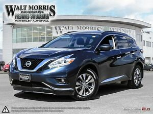 2016 Nissan Murano SV - HEATED SEATS, REAR VIEW CAMERA, SUNROOF