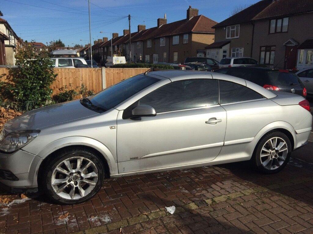 Vauxhall Astra Convertible/keyless Push to Start/ Leather Interior
