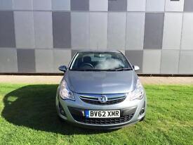 Vauxhall Corsa 1.2 petrol 5 door hatchback