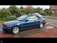 BMW 318 CI convertable 2004