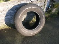 Landrover Discovery 2 Tyre 235/70R16