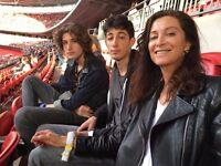 French Au pair needed for Chelsea London family to start September !!