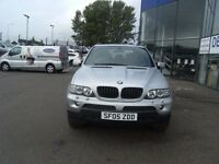 2005 05 BMW X5 3.0 D SPORT 5D AUTO 215 BHP **** GUARANTEED FINANCE **** PART EX WELCOME ****