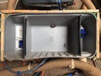 Caravan power box