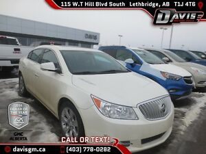 Used 2010 Buick LaCrosse CXL-One Owner, Heated Leather,Remote St