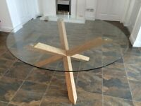 Oporto Dining Table. Used But In Very Good Condition.