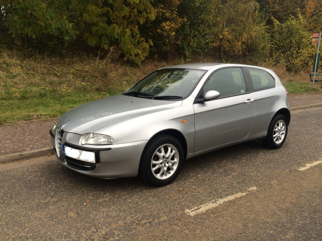 Alfa Romeo 147 16 Tspark Lusso 3dr 2003 Recent Timing Belt And Pump
