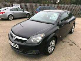 2007 07 vauxhall astra sxi 3 door low miles