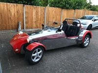 Robin Hood 2B - similar to a Caterham Supper 7