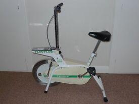 Tunturi Ergometer Exercise Bike. Solid, High Quality