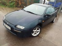 LHD Mazda 323 , we have more left hand drive ---15 cheap cars