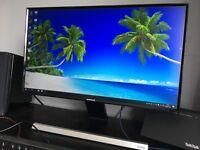 """samsung S24D590PL 24"""" full hd PLS monitor"""