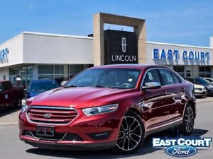2017 Ford Taurus Limited, AWD, Roof, NAV, Heated Mirrors