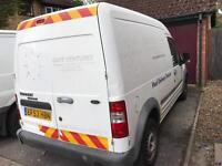 Ford transit connect t230 lwb high roof