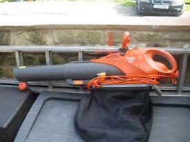 Flymo Scirocco 3000 Electric Garden Vac & Leaf Shredder