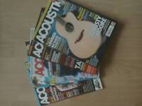 Acoustic guitar magazines