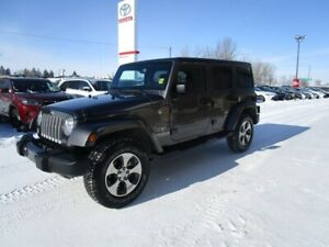 2017 Jeep Wrangler Unlimited Sahara 3 Piece removable Hard To...