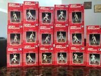 Baseball collectable figurines
