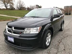 2015 Dodge Journey SE Plus|Accident Free|Heated Mirrors|7 Passen