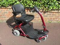 Rascal Liteway Balance Plus Mobility Scooter with Brand New Batteries