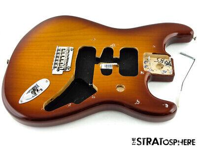 2020 Fender Player Stratocaster Strat BODY +  HARDWARE Stratocaster Tobaccoburst