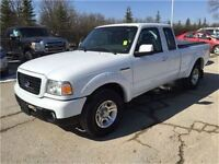 2009 Ford Ranger Sport Super Cab 4x2 Automatic One owner trade