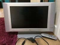 Flat screen TV 17 inch excellent used condition