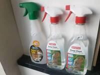 Reptile disinfectant