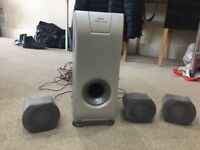 Sanyo home sound system