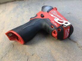 Milwaukee m12 fuel impact drill