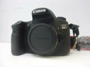 Canon EOS 60D DSLR Camera Body - We Buy and Sell Cameras at Cash Pawn! - 117927 - FY227405