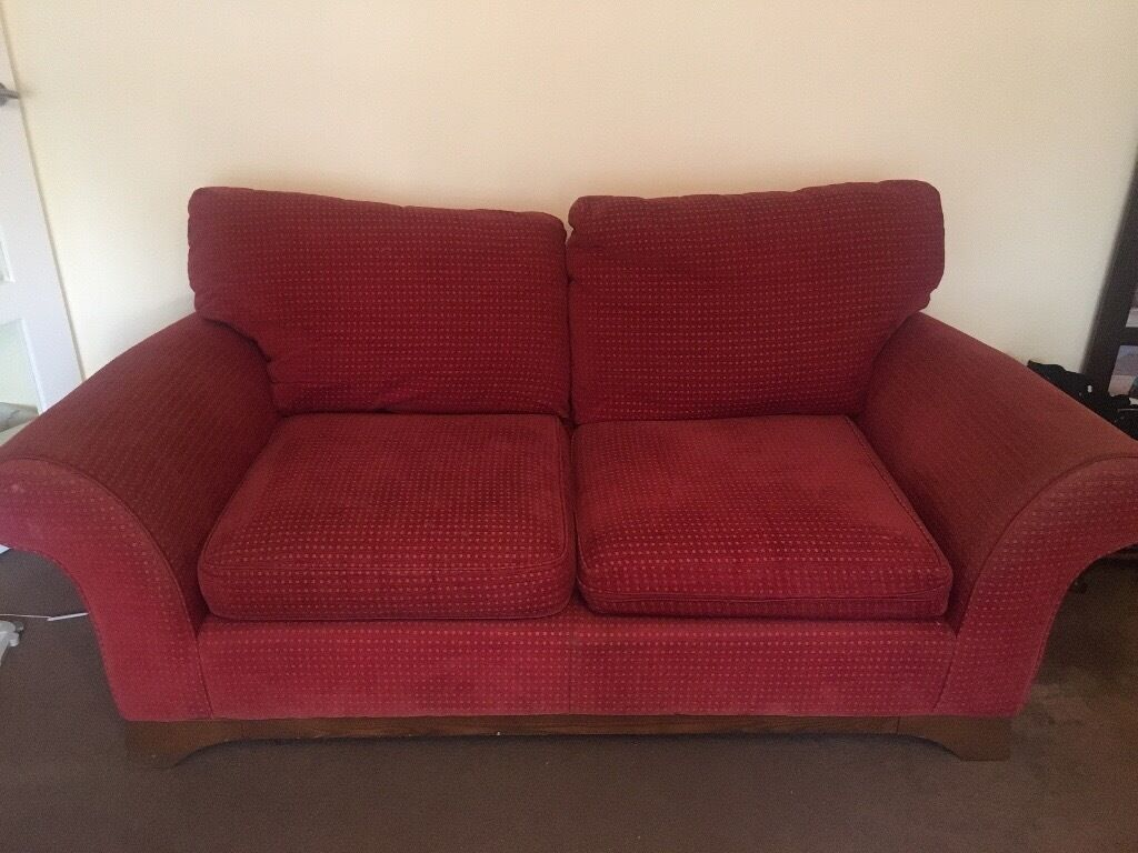 Marks And Spencer 2 Large 2 Seater Sofa Sets And 1