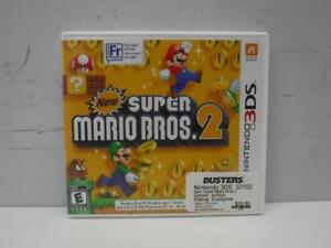 NEW Super Mario Bros. 2 for Nintendo 3DS - We Buy and Sell Nintendo Games at Cash Pawn - 32102 - JY130405