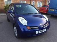 2004 Nissan Micra 1.4 Petrol Automatic, Mileage 54000,Full service history •£1450•