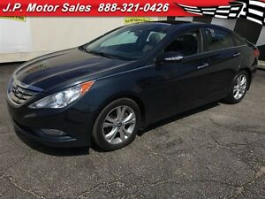 2011 Hyundai Sonata Limited, Automatic, Leather, Sunroof,