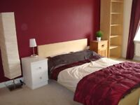 Ensuite room available to rent in lovely 3 storey house