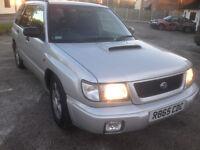 Subaru Forester Import 1998 (WRX Engine) MOT 27/10 Fast and Fun