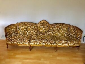 Provincial French Antique couch