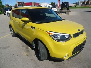 2014 Kia Soul LX / *AUTO* / NO ACCIDENTS Cambridge Kitchener Area image 7