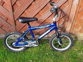 Boys Bike, 14 inch wheel, £20