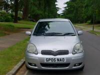 TOYOTA YARIS 1.0L 2005 5DOOR TSPIRIT 15 SERVICES 69000 MILES HPI CLEAR EXCELLENT CONDITION